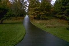 Sealed-driveway